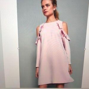 Ted Baker dress.